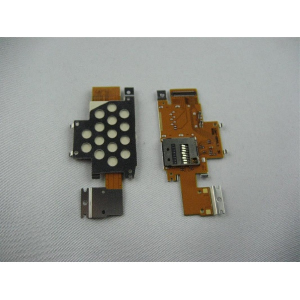 Original Sony Xperia Z Tablet Z memory card reader assy