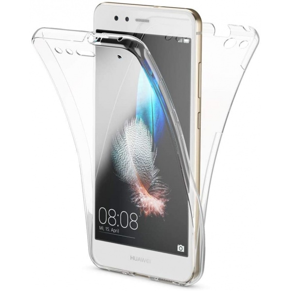Huawei P10 Lite Full Cover Silikon TPU 360° Transparent...