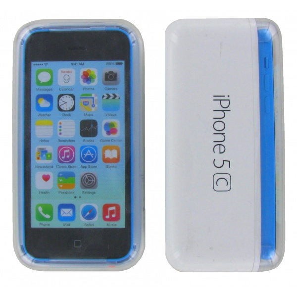 Apple iPhone 5C 8GB Blau Blue - Versiegelt NEU OVP DEMO
