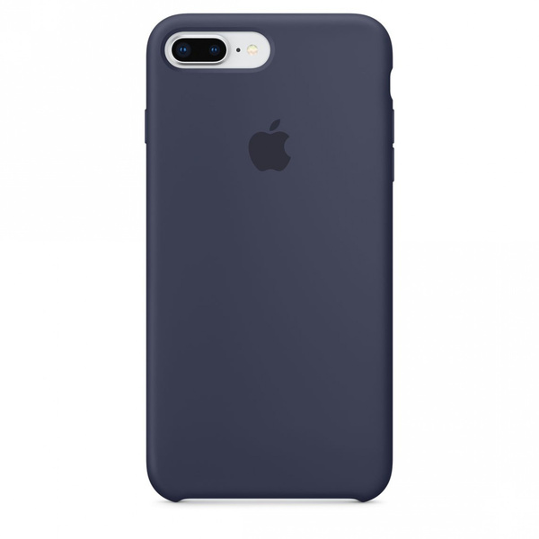 Apple iPhone 8 Plus Silikon Case Hülle Schutzhülle...