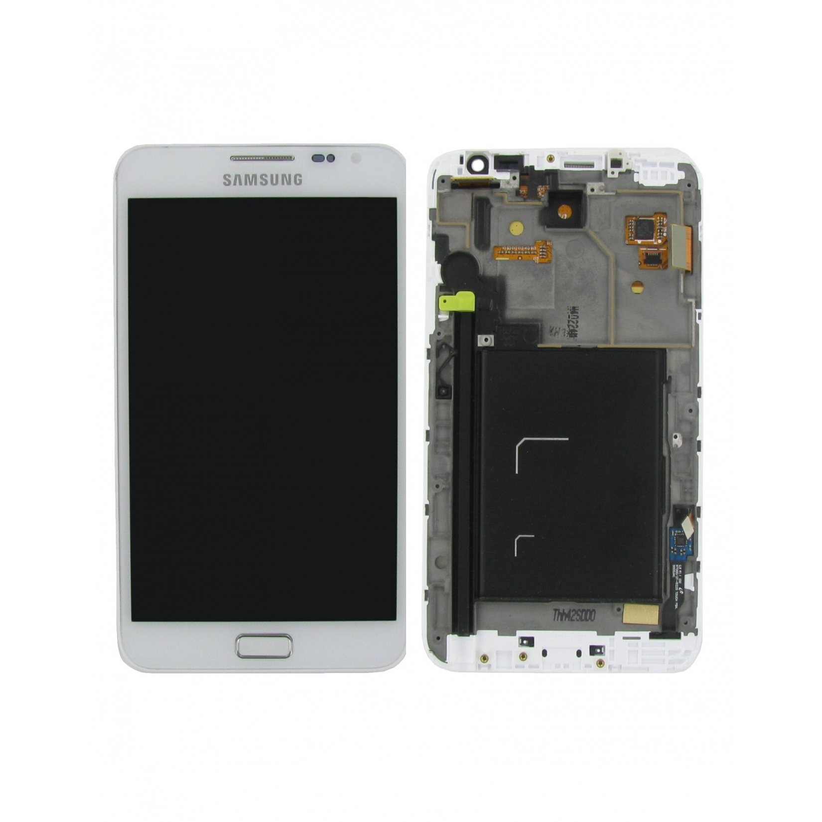 Original Samsung Galaxy Note N7000 Display Lcd Rahmen 11999 Pro 122 P901