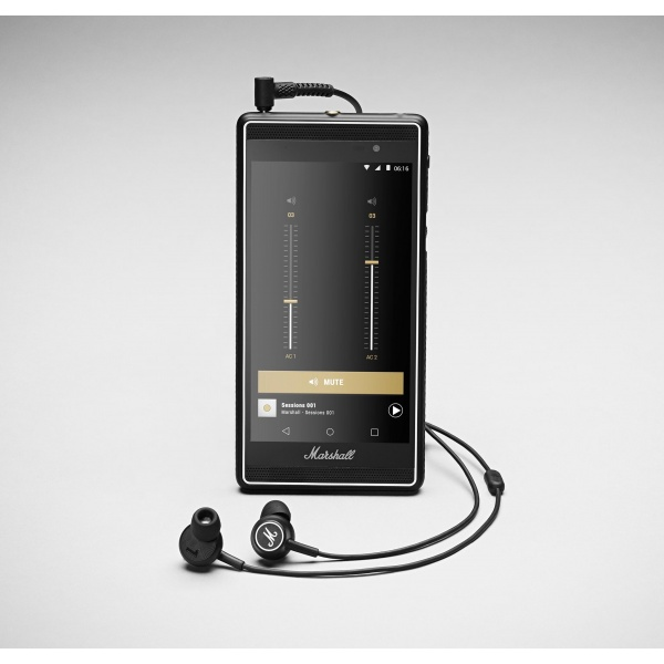 Marshall London Android Smartphone Black KB-1501 EU -...
