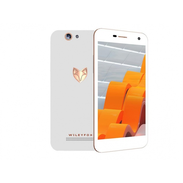 Wileyfox Spark X 191116 Dual Sim Smartphone Android White...