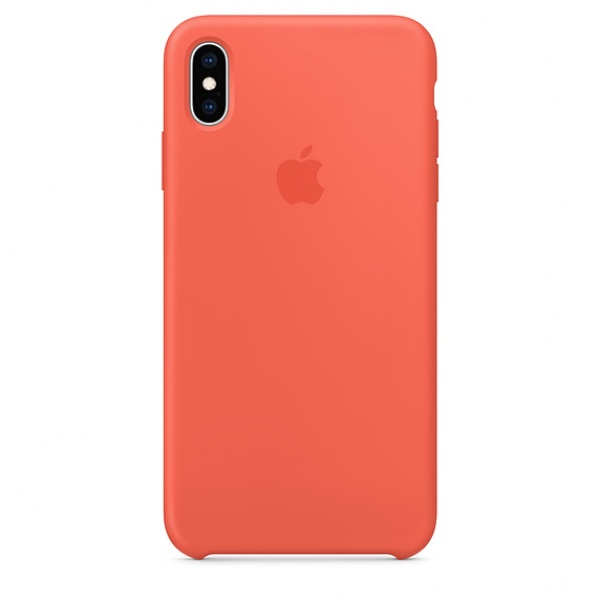 Original Apple iPhone XS Max MTFF2ZM/A Silikon Case Hülle...