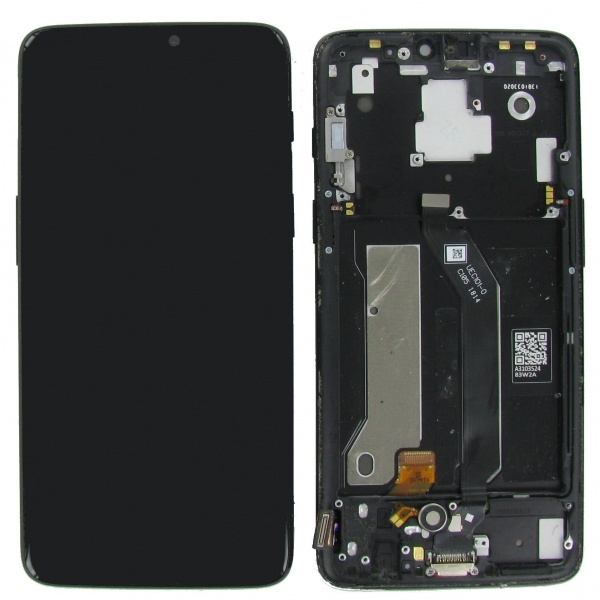 Original OnePlus 6 A6003 LCD Display Gehäuse Flex...