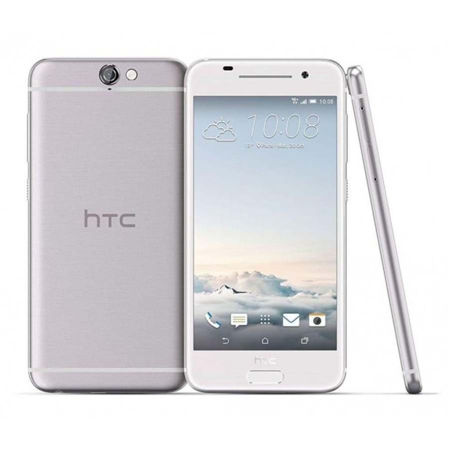 HTC One A9 Opal Silver 16GB Android Smartphone Neu in White Box