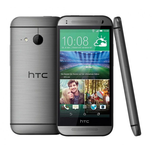 HTC One Mini 2 Carbon Gray 16GB Android Smartphone Neu in...