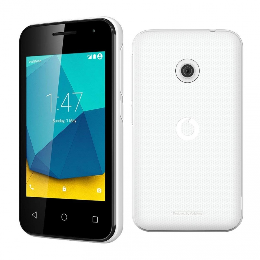 Vodafone Smart first 7 VFD 200 Android Smartphone White Neu in Vodafone Box