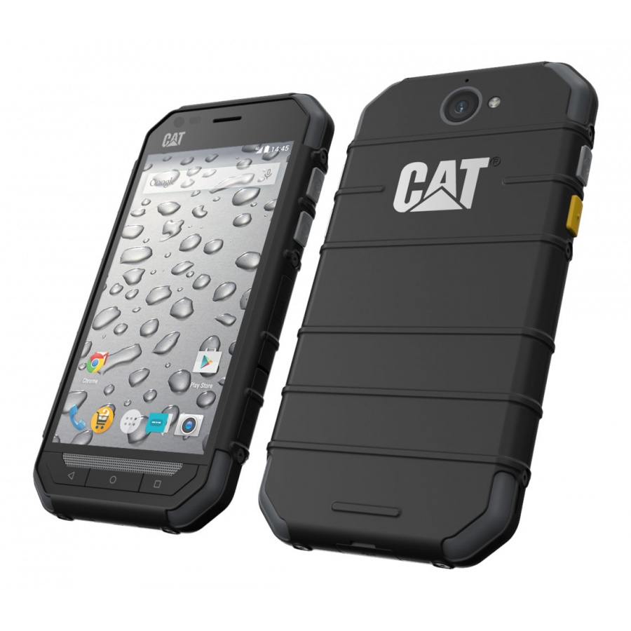 Caterpillar CAT S30 Smartphone 8GB Dual Sim Black Akzeptabler Zustand White Box