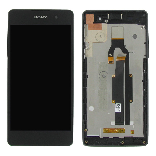 100% Original Sony Xperia E5 F3311 Display LCD Rahmen...