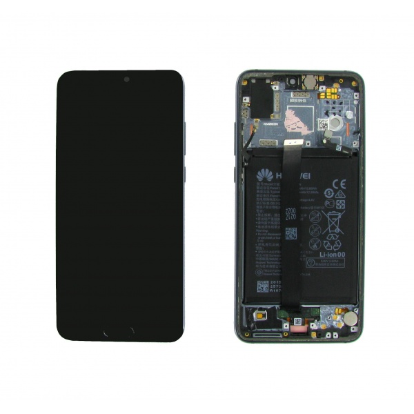 Original Huawei P20 OLED Display LCD Gehäuse Batterie...