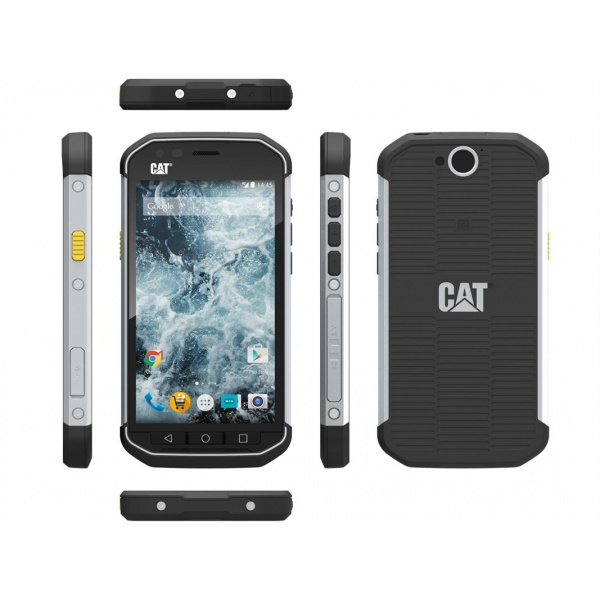Caterpillar CAT S40 Smartphone 16GB Dual Sim Schwarz...