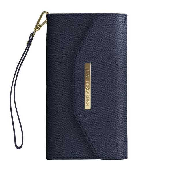 iDEAL OF SWEDEN Apple iPhone X Mayfair Clutch Leder...