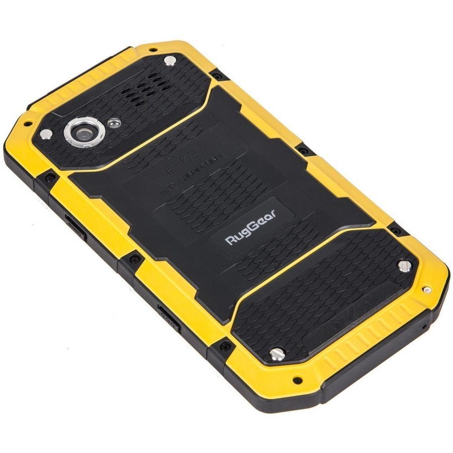 RugGear RG970 DualSim Android Smartphone 3G Rugged Robust 8GB 5.3 IP68 Guter Zustand