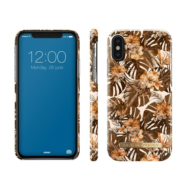 iDEAL OF SWEDEN Apple iPhone X Schutzhülle Case Autumn...