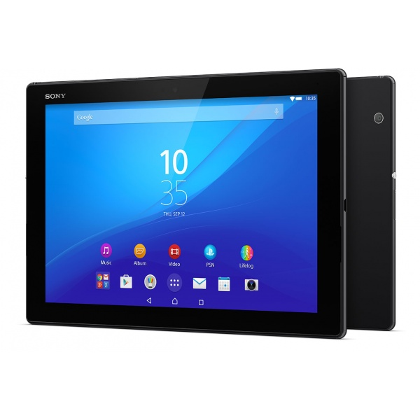 Sony Xperia Z4 Tablet SGP771 LTE 4G Black Schwarz 32GB...