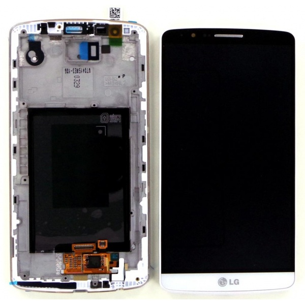 Original LG G3 D855 LCD Display Rahmen Touchscreen...