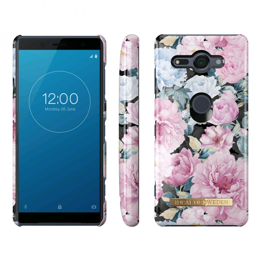 iDEAL OF SWEDEN Sony Xperia XZ2 Compact Schutzhülle Case Peony Garden
