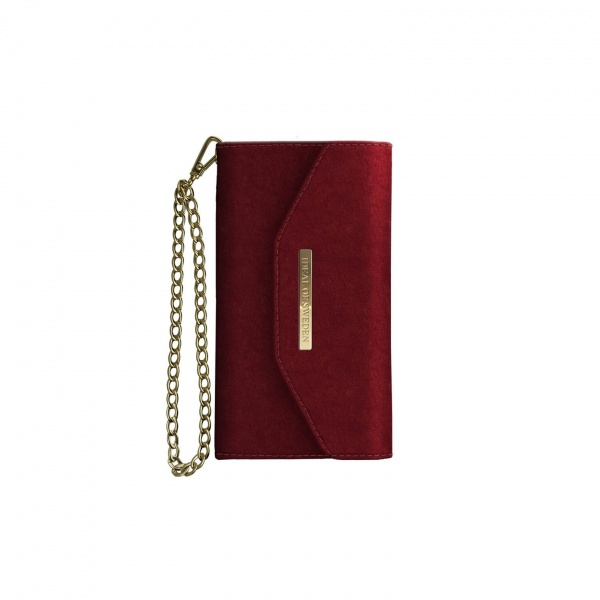 iDEAL OF SWEDEN Apple iPhone X Mayfair Clutch Velvet...