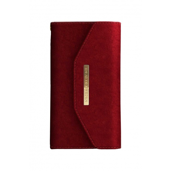 iDEAL OF SWEDEN Apple iPhone 8/7/6/6S Mayfair Clutch...