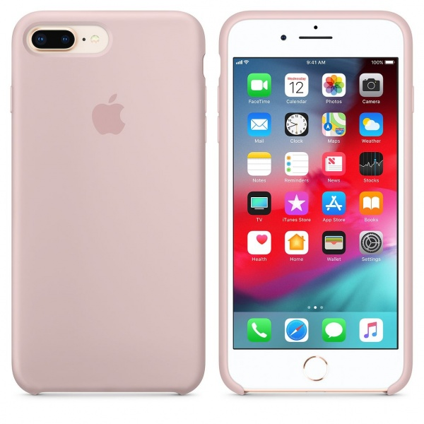 Original Apple iPhone 7 Plus 8 Plus Silikon Case...