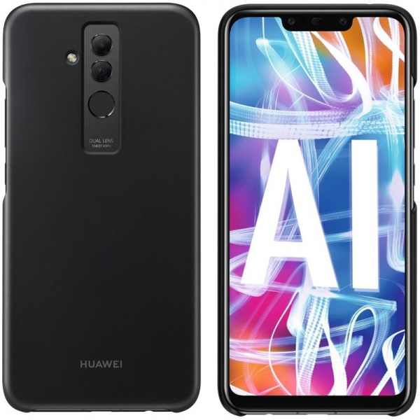 Original Huawei Mate 20 Lite Magic Case 51992651 Hülle...