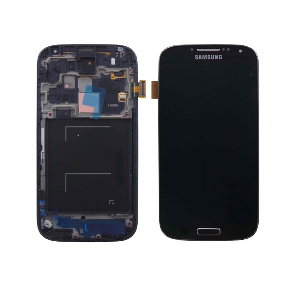 Original Samsung Galaxy S4 i9506 Display LCD Rahmen...