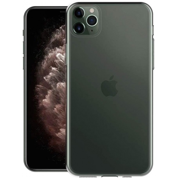 Wisam® Apple iPhone 11 Pro Max (6.5) Silikon Case...