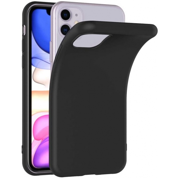 Wisam® Apple iPhone 11 (6.1) Silikon Case Schutzhülle...