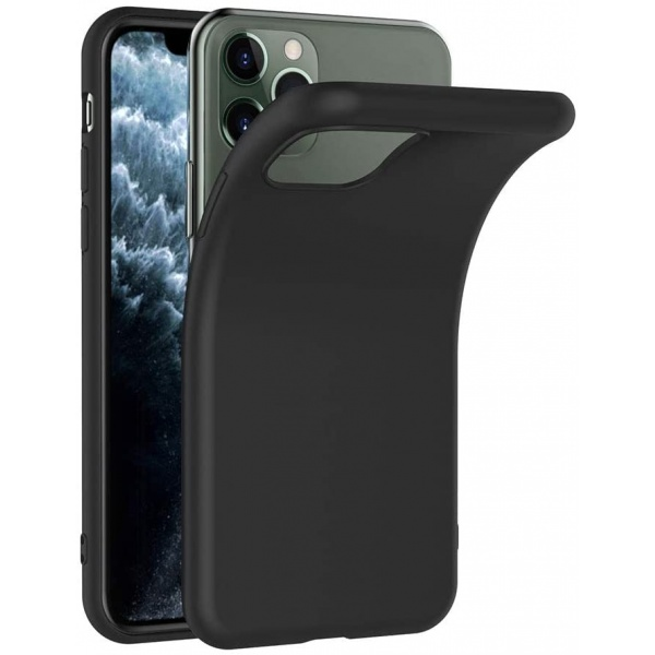 Wisam Apple iPhone 11 Pro (5.8) Silikon Case Schutzhülle...