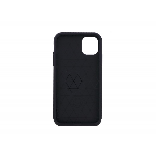 Wisam® Apple iPhone 11 (6.1) Carbon Case Schutzhülle...