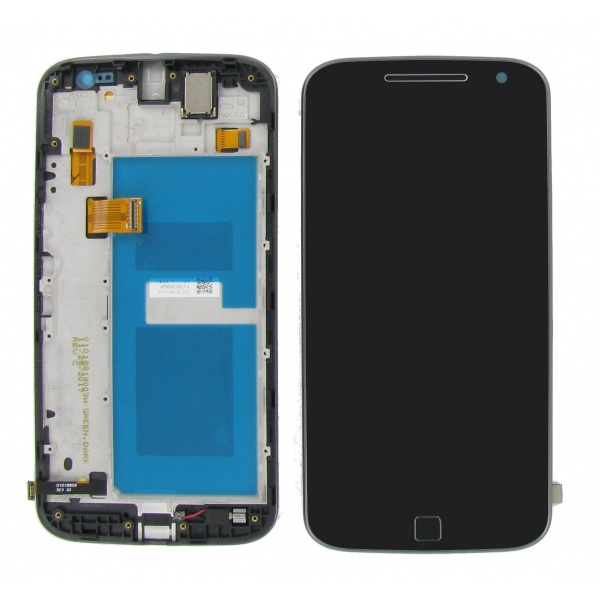 Original Motorola Moto G4 Plus XT1642 Display LCD Gehäuse...