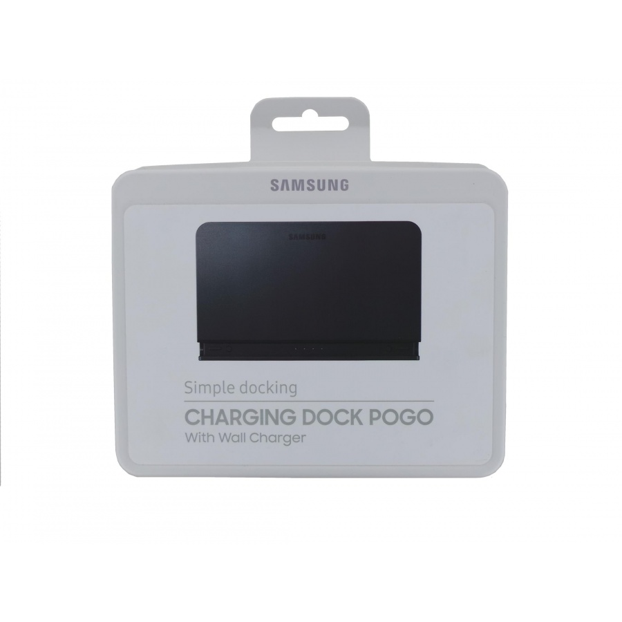 Original Samsung Simple Docking Charging Dock Pogo EE-D3100 Schwarz