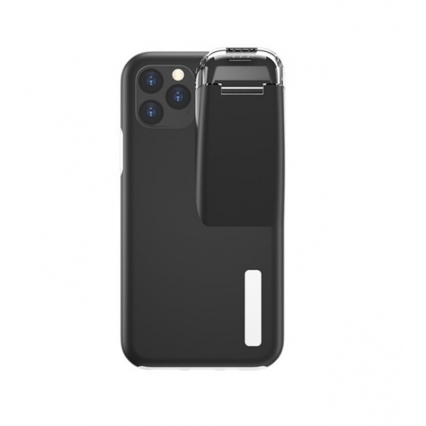 2in1 iPhone 11 Pro Airpods Cover Ladefunktion Schutzhülle...
